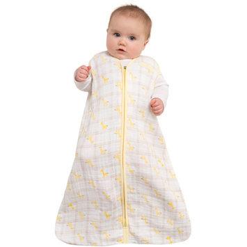 Halo HALO SleepSack Wearable Cotton Blanket, Yellow Giraffe
