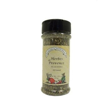 Lizzie's Kitchen Herbes De Provence Seasoning, 1.90-Ounce Plastic Jars (Pack of 4)