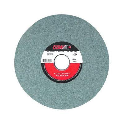 CGW Abrasives Green Silicon Carbide Surface Grinding Wheels - 7x1x1-1/4 t5 cg60-i-v green silicon carbide surf
