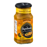 Sharwood's Indian Cooking Sauce Makhani Butter Chicken Mild