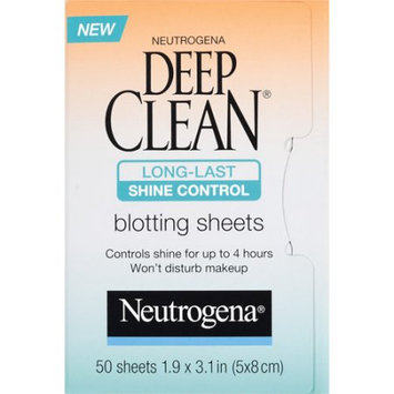 Neutrogena® Deep Clean Shine Control Blotting Sheets
