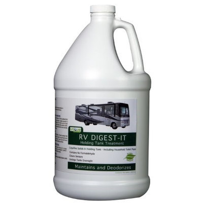 Unique Natural Products 414 RV Digest It Holding Tank Treatment 1 Gallon