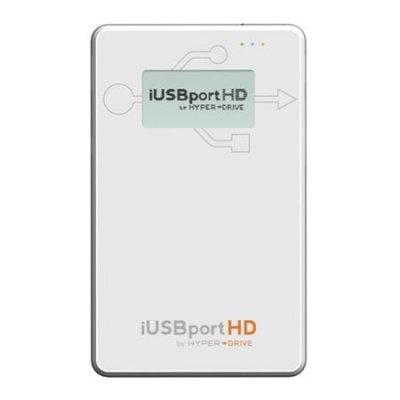Sanho Hyperdrive iUSBport Wireless HD Case, Supports 2.5