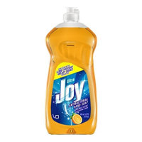 Joy Ultra Antibacterial Hand Soap Dishwashing Liquid, Orange Scent, 30 Ounce (Pack of 5)