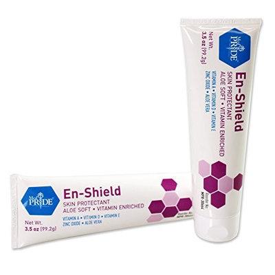Shield Line MedPride 30664 Skin Protectant Barrier Cream, 3.5 Oz Tube, 24 Tubes/Carton