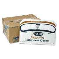 Krystal Premium Half-Fold Toilet Seat Covers (Case of 2500)