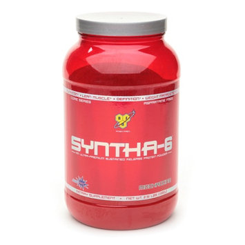 BSN Syntha-6 Inc. Syntha-6 Meal Replacement/Addition Protein Powder Mochaccino
