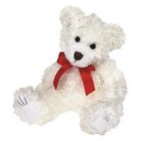 First & Main Scraggles Plush Toy - White (7.5