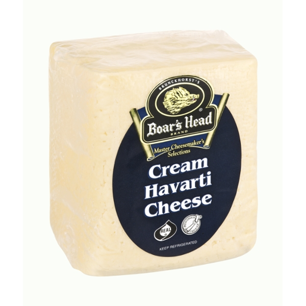 Boar's Head Cream Havarti Cheese