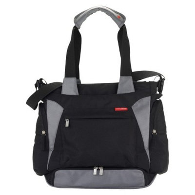 Skip Hop Bento Meal-to-go Diaper Tote Black by