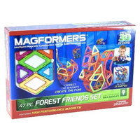 Magformers Forest Friends Magnetic Toy Building Set