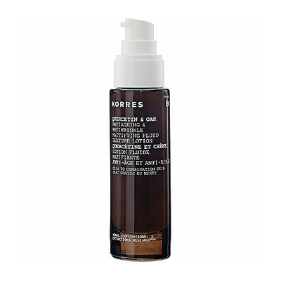 KORRES Quercetin & Oak Anti-Ageing & Anti-Wrinkle Day Cream For  Normal to Combination Skin