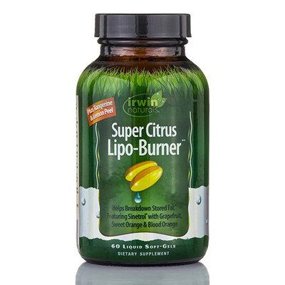 Super Citrus Lipo-Burner Irwin Naturals 60 Softgel