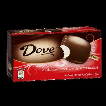Dove Dark Chocolate Ice Cream