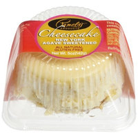 Pamela's Products Agave Sweetened New York Cheesecake, 3-Inch Cakes (Pack of 8)