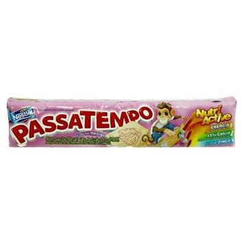 Nestlé Strawberry Filled Cookies - Biscoito Recheado Sabor Morango - Passatempo - 08 Units