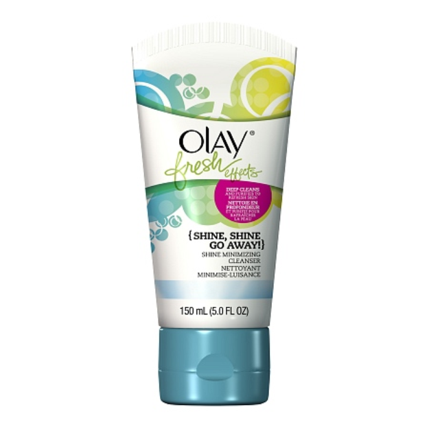 Olay Fresh Effects {Shine, Shine Go Away!}