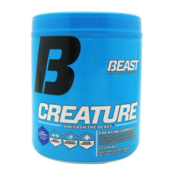 Beast Sports Nutrition Creature Blue Raspberry - 60 Servings