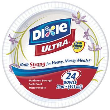 Dixie Paper Bowls