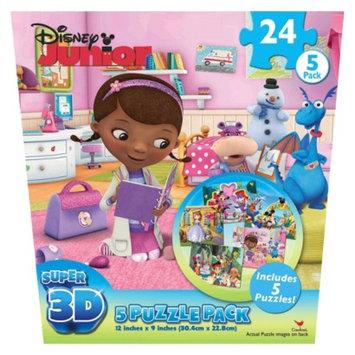 Cardinal Industries Disney Jr Super 3D Puzzle
