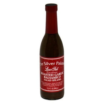 Silver Palate, Drssng Lf Rstd Garlic Spl, 12 OZ (Pack of 12)