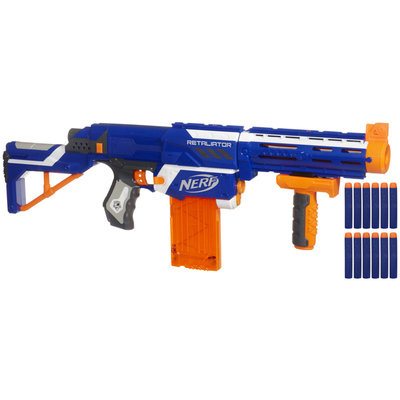 Nerf N Strike Elite Retaliator Blaster - HASBRO, INC.