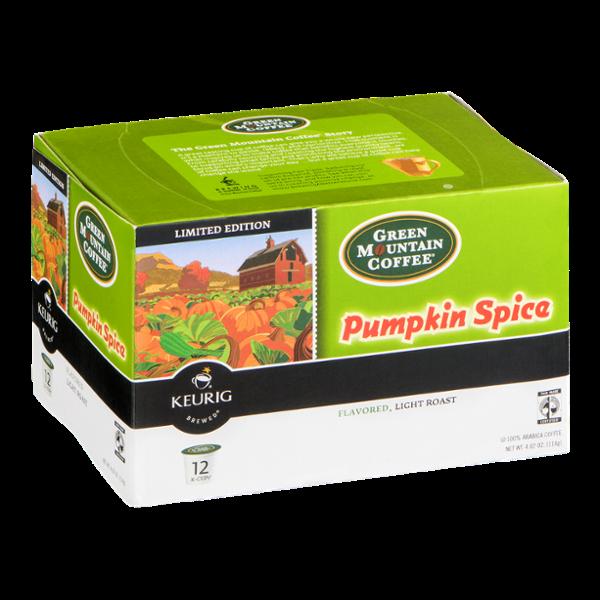 Green Mountain Coffee Keurig Brewed Pumpkin Spice K-Cups - 12 CT