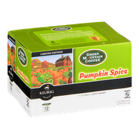 Green Mountain Coffee Keurig Brewed Pumpkin Spice K-Cups - 12 CT