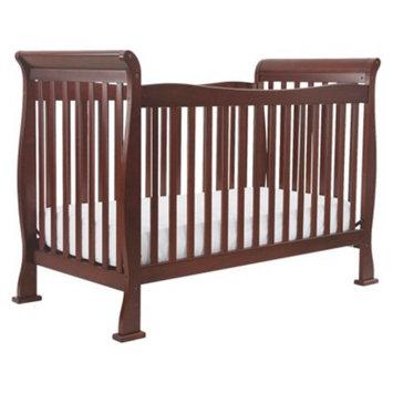 Davinci DaVinci Reagan 4-in-1 Convertible Crib w/ Toddler Rail - Cherry