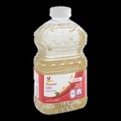 Ahold Peanut Oil 100% Pure