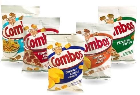 COMBOS® Crackers