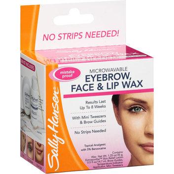 Sally Hansen® Eyebrow Face and Lip Wax