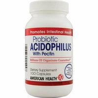 American Health Probiotic Acidophilus with Pectin 100 Capsules