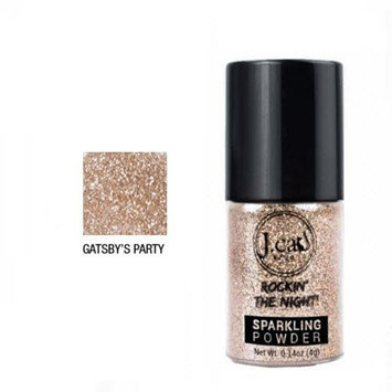 Jcat Beauty J. Cat Sparkling Powder 213 Gatsby's Party