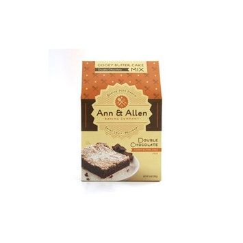 Ann & Allen Double Chocolate Gooey Butter Cake Mix