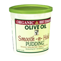Olive Oil Organic Root Stimulator Smooth-N-Hold Pudding