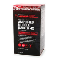 GNC Pro Performance AMP Amplified Muscle Igniter 4X
