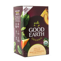 Good Earth Organic Green Tea