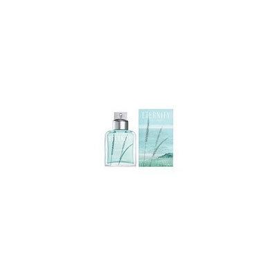 Eternity Summer by Calvin Klein for Men, Eau De Toilette Spray, 2006 Limited Edition, 3.4 Ounce