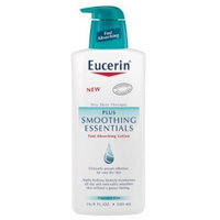 Eucerin Plus Smoothing Essentials Fast Absorbing Lotion 33.3 Oz.