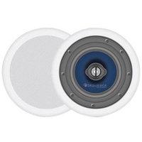 Steren 730-203 Sequence Premier 100 W RMS Speaker - 2-way - 45 Hz to 21 kHz - 8 Ohm - 90 dB Sensitivity - Ceiling Mountable
