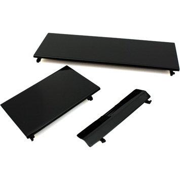 Wii - Repair Part - Console Door Covers - 3 Pack - Black (TTX TECH)