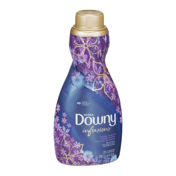 Downy Ultra Infusions Fabric Softener Lavender Serenity