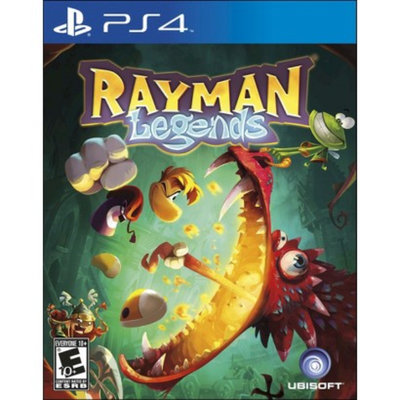 Sony Rayman Legends (PlayStation 4)