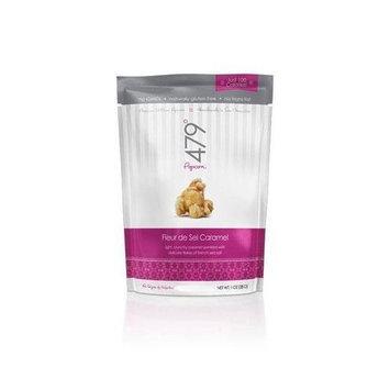 479° Popcorn- Sea Salt Caramel 1 oz Small Snack Bag- 4 Pack