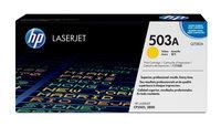 Hewlett Packard HP Laserjet Yellow Toner Cartridge, Q7582A