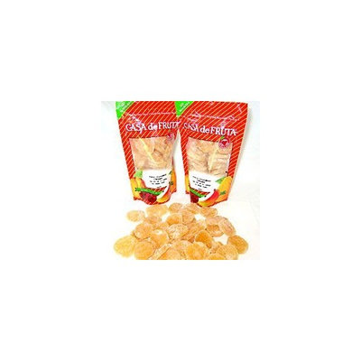 Casa De Fruta Dried Ginger - 10 oz. Resealable Bag