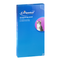 Companion Scratching Post with Catnip - 2 CT