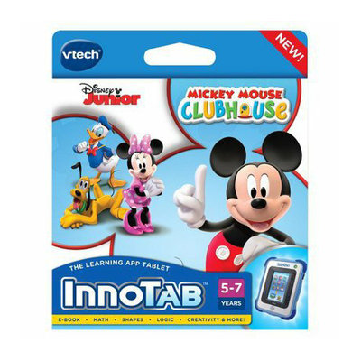 VTech InnoTab Mickey Mouse ClubHouse Sofware