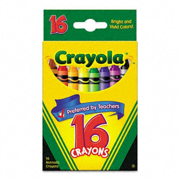Crayola Classic Color Pack Crayons, Wax